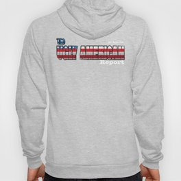 The Ugly American Report Hoody