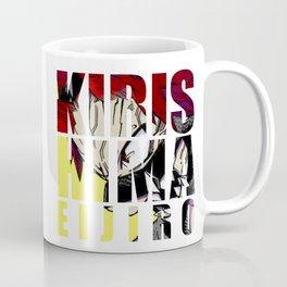 Kirishima in Impact Coffee Mug