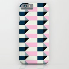Crispijn Pink & Blue iPhone 6 Slim Case
