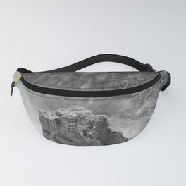 Rocks in the falls Fanny Pack