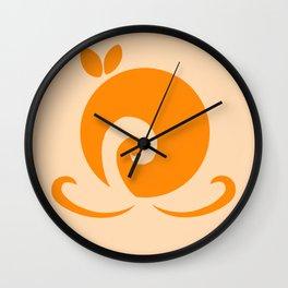 Oren Fernly Emblem Wall Clock