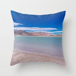 Piedras Rojas (Red Rocks), San Pedro de Atacama Desert, Chile 2 Throw Pillow