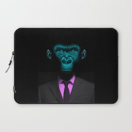 Monkey Suit Laptop Sleeve