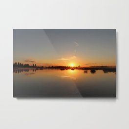 Everything's Alright Metal Print