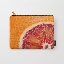 Blood Grapefruit Carry-All Pouch