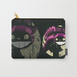 Cheshire no to toro (reworked) Carry-All Pouch