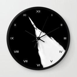 Saturn Five Wall Clock