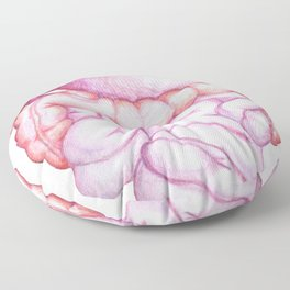 Pastelintestinal Floor Pillow