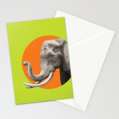 Wild 6 - by Eric Fan and Garima Dhawan Stationery Cards