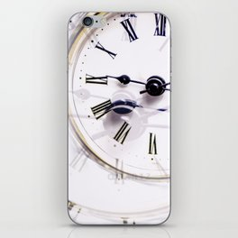 chronon iPhone Skin