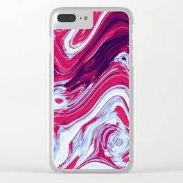 Alva Clear iPhone Case