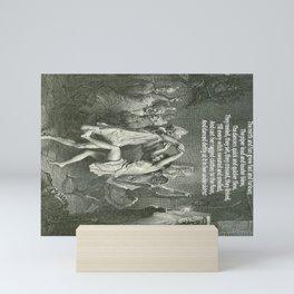 Tam O'Shanter Burns Night Celebrations Mini Art Print