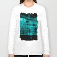 berlin Long Sleeve T-shirts featuring Berlin by Laake-Photos