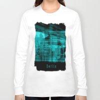 berlin Long Sleeve T-shirts featuring Berlin by Laake-Photos