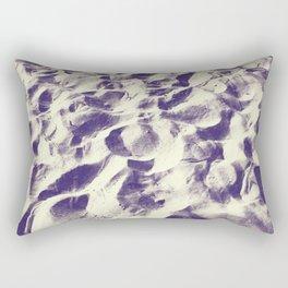 Midnight Sand  Rectangular Pillow