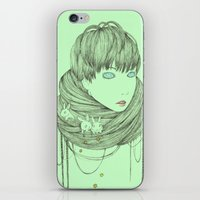 planet iPhone & iPod Skins featuring planet by 13diamondhearts