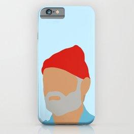 Steve Zissou The Life Aquatic movie iPhone Case