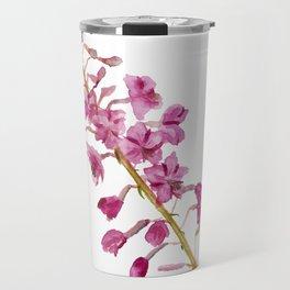 Flowers of fireweed Travel Mug