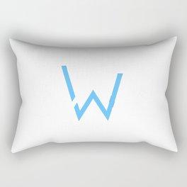 alan walker Rectangular Pillow