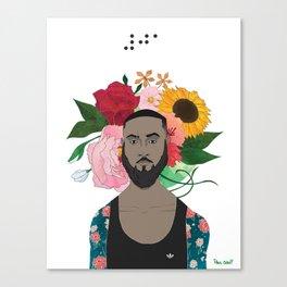 #30DayChallenge: Day 1 Canvas Print
