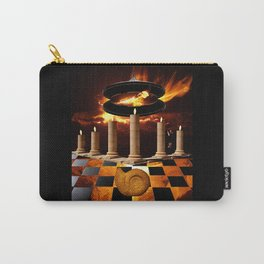 The Elemental Tourist - Fire Carry-All Pouch