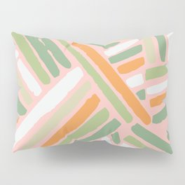 Cross stitch color var 2 Pillow Sham