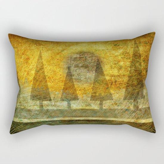 Powwow Rectangular Pillow