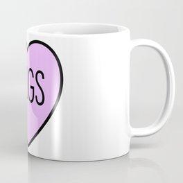 I Love Dogs Coffee Mug