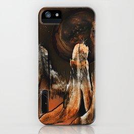 Dimensional Door iPhone Case
