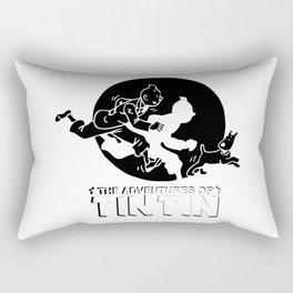 tintin Rectangular Pillow