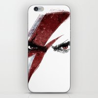 heroes iPhone & iPod Skins featuring Heroes by Badaro