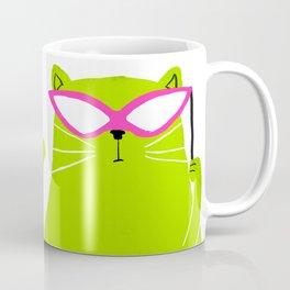 Cat in Disguise  Coffee Mug