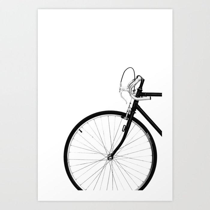 Bicycle, Bike Kunstdrucke