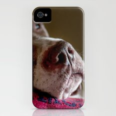 Dog Slim Case iPhone (4, 4s)