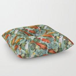 koi carp Floor Pillow