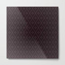 Mae Pattern XXVI Metal Print