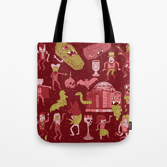 Wow! Vampires! Tote Bag