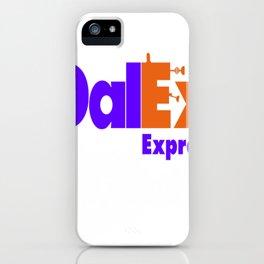 DalEx iPhone Case