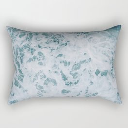 seafoam Rectangular Pillow