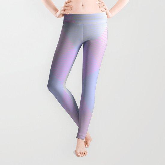 Tartan Pattern 5 Leggings