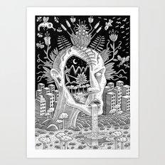 Part of Nature Art Print