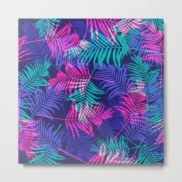 Tropical Nights Metal Print