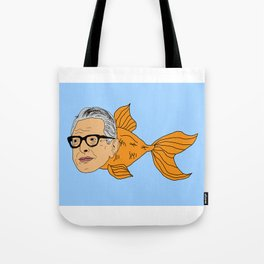 Jeff Goldfish Tote Bag