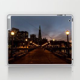 Transamerica Pyramid Pier Laptop & iPad Skin