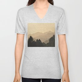 NAPA VALLEY Unisex V-Neck