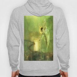 Spirit of the Night by John Atkinson Grimshaw Hoody
