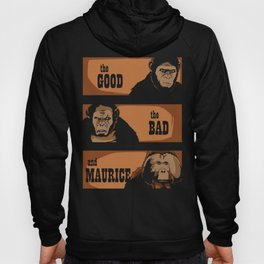 The good, the bad, and Maurice Hoody