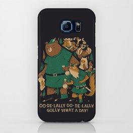 oo-de-lally iPhone Case