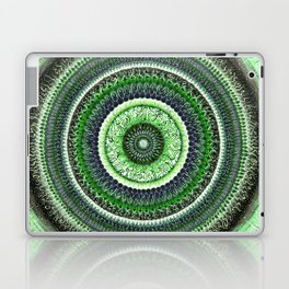 Living Forest Mandala Laptop & iPad Skin
