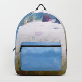 Holiday on beach Backpack